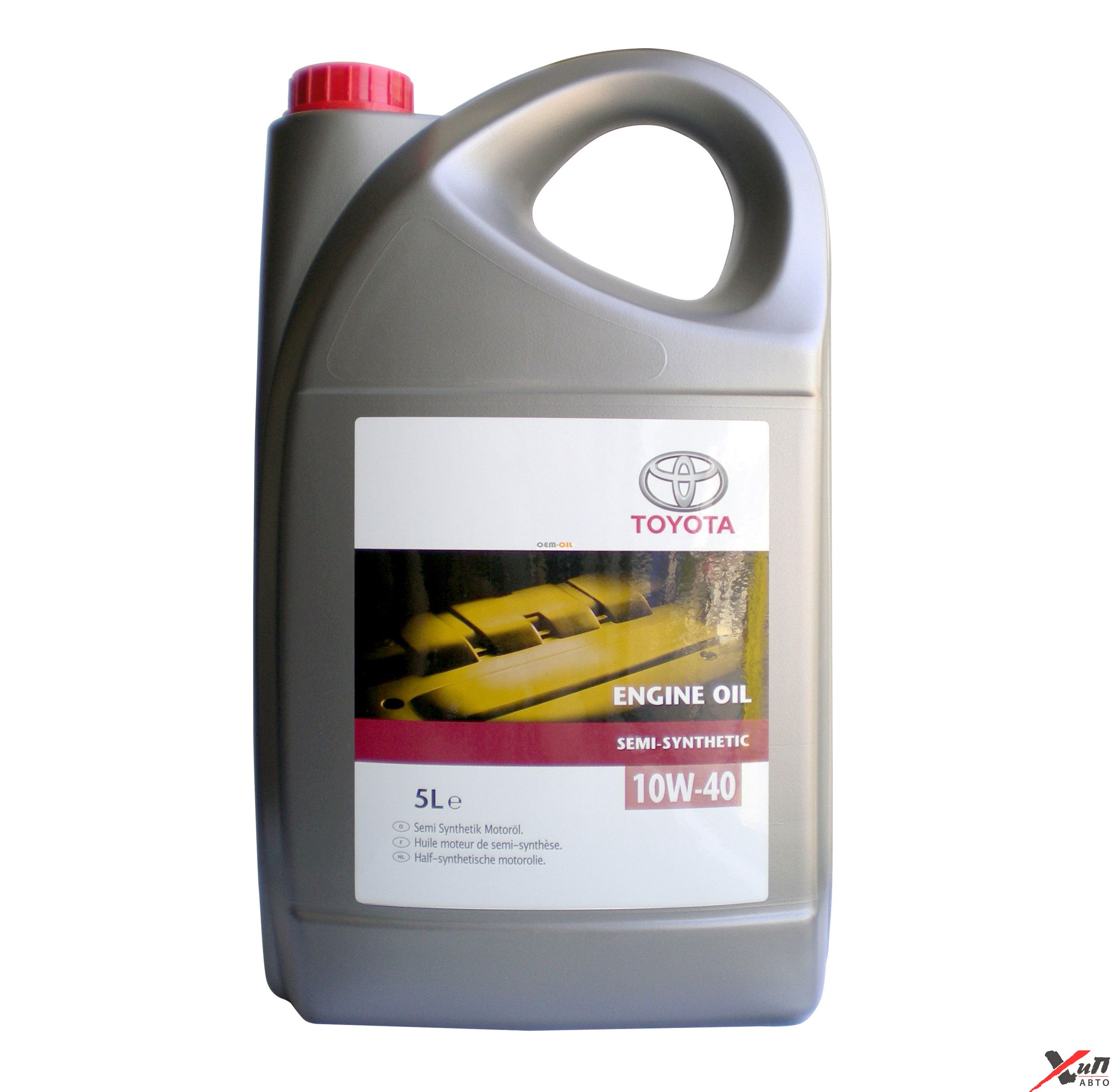 ENGINE OIL 10W-40 5л